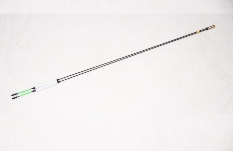 "40"" Carbon Fiber Y – dowsing rod, with swivel handles for sale."